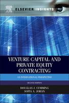 Venture Capital and Private Equity Contracting : An International Perspective Ed. 2 | Cumming, Douglas J.