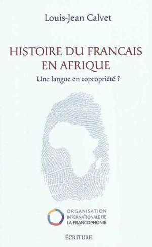 Histoire du français en Afrique