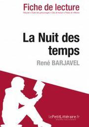 LA NUIT TEMPS BARJAVEL DES TÉLÉCHARGER