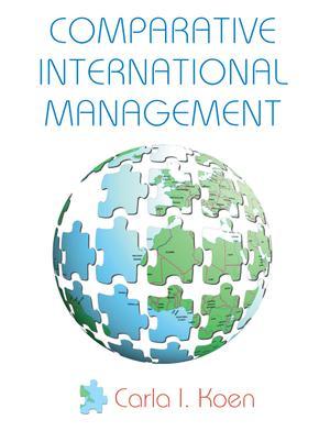 Comparative International Management - ScholarVox International