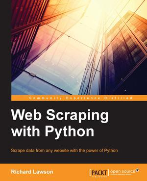 Web Scraping with Python - ScholarVox International