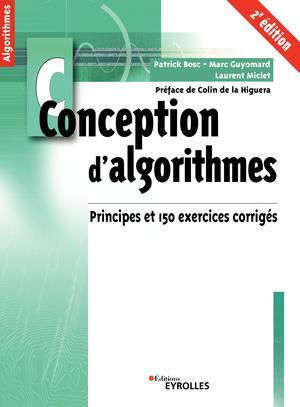 Conception D Algorithmes Principes Et 150 Exercices Corriges Ed 2 Scholarvox Management
